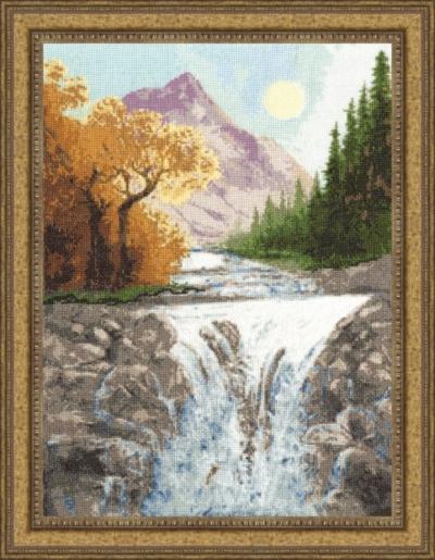 Осень в горах от Золотое Руно