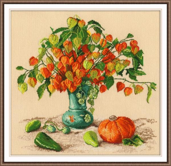 Осенние фонарики