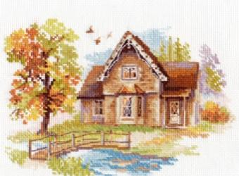Осенние наборы для вышивания