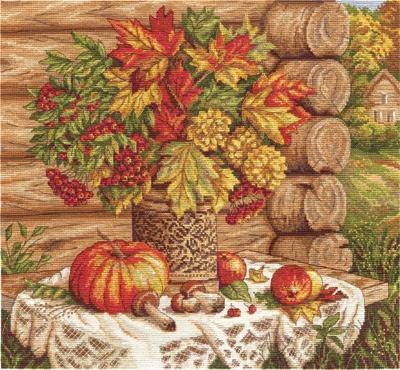 Осенний натюрморт Панна