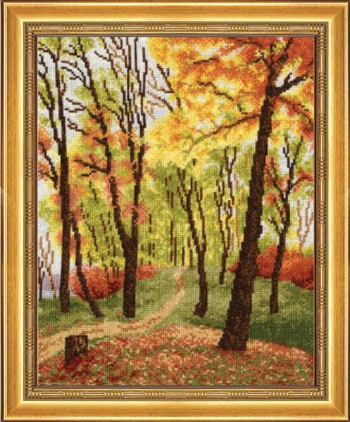 Осенний парк от Золотое Руно