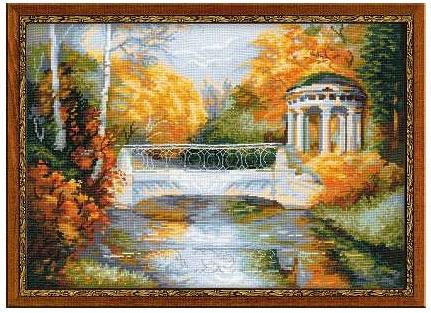 Осенний парк Риолис