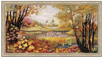 Осенняя пора Риолис