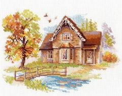 Сентябрьский домик
