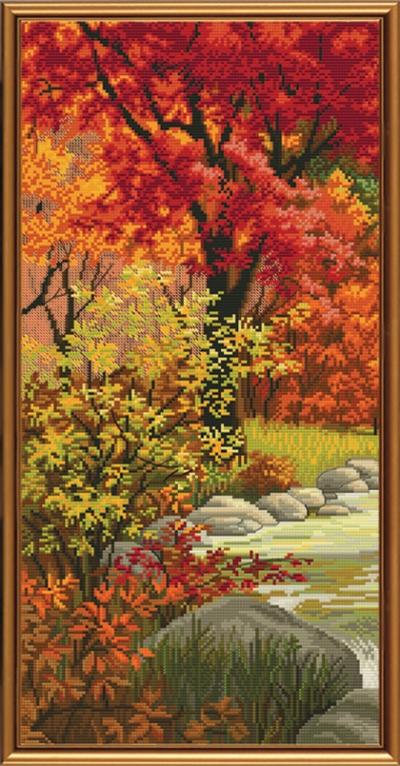 Яркая осень Нова Слобода