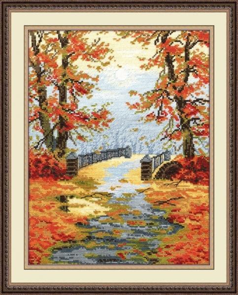 Золотая осень Овен