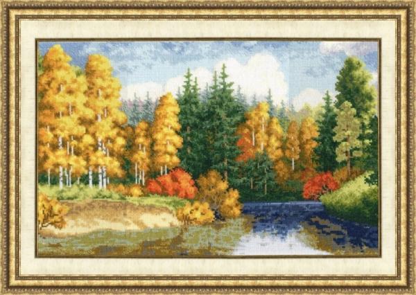 Золотая осень от Золотое Руно