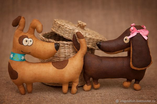 Кофейные собаки
