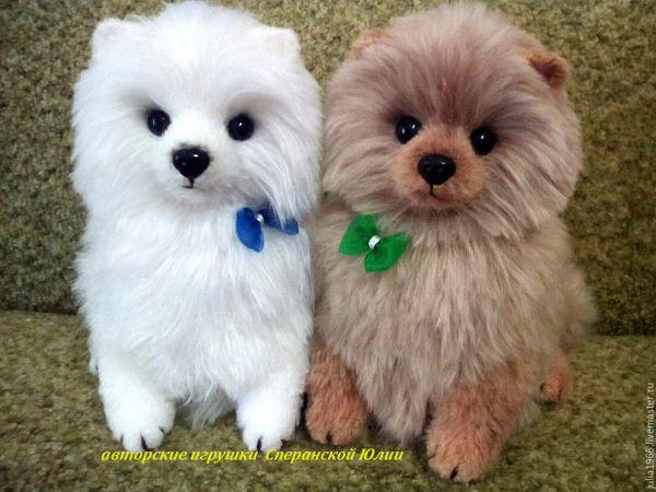 Симпатяги щенки