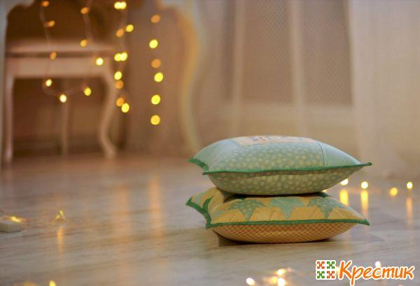 Подушки для детской комнаты
