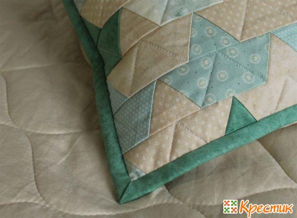 Уголок подушки