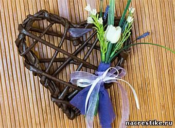 Плетеное из ниток своими руками фото 328