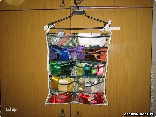 Как сделать шкаф для резинок