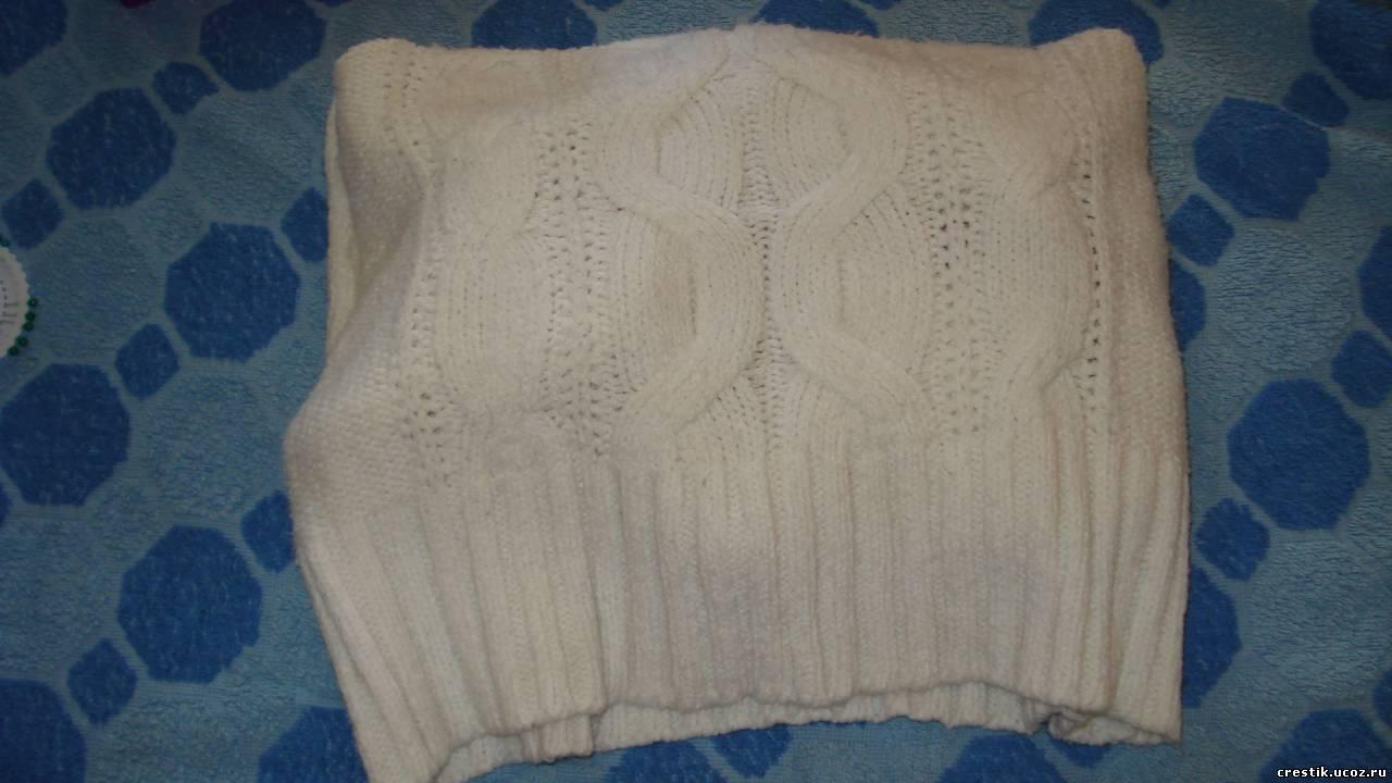 Наволочки на подушки своими руками