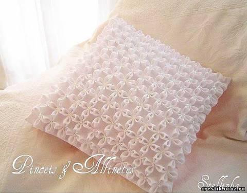 подушка буфы