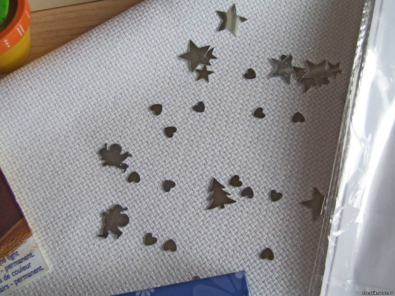 Программы для вышивки по канве