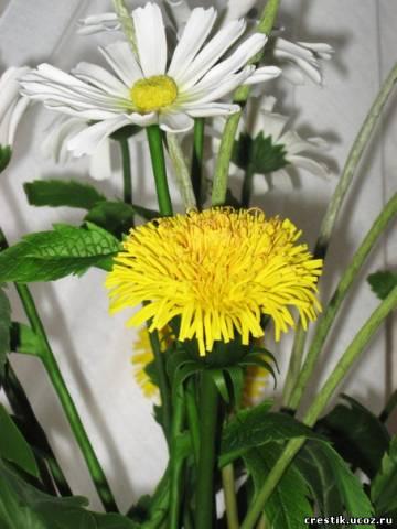 Цветы из лент как называется техника
