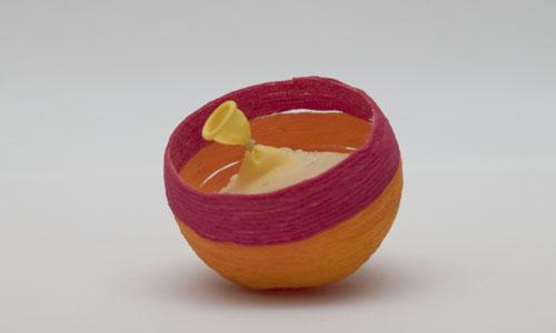 форма-заготовка для новогодней игрушки