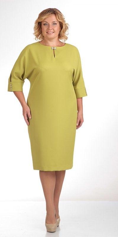 Вечернее платье plus-size