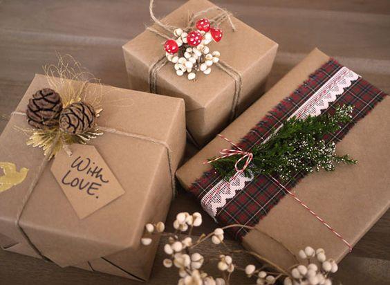 Как упаковать подарок красиво