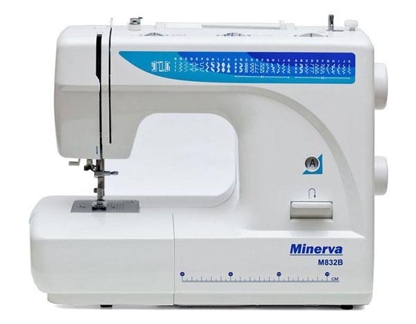 Электромеханическая швейная машинка Minerva M832B