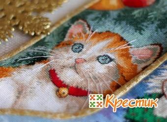 Мастер класс по новогодним сапожкам из ткани