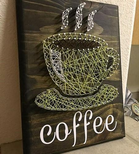 И еще немного кофе!