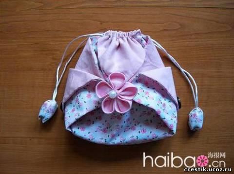 Сумка-рюкзак для школьницы