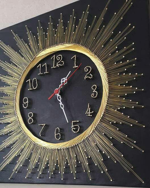 Декорируем часы