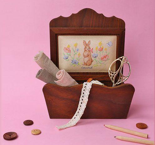 Комплект рукодельницы в подарок маме на 8 марта