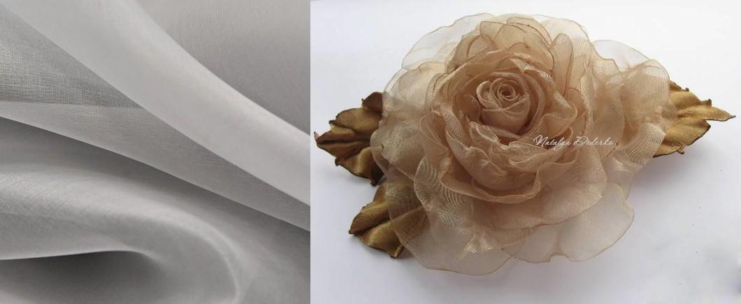 Матовая ткань смотрится сдержанно и благородно