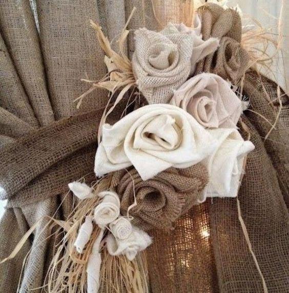 подвязка для штор