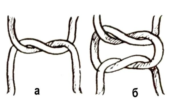 геркулесов узел макраме