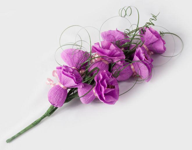 упрощенный вариант цветка