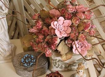 Цветы своими руками из подручных материалов