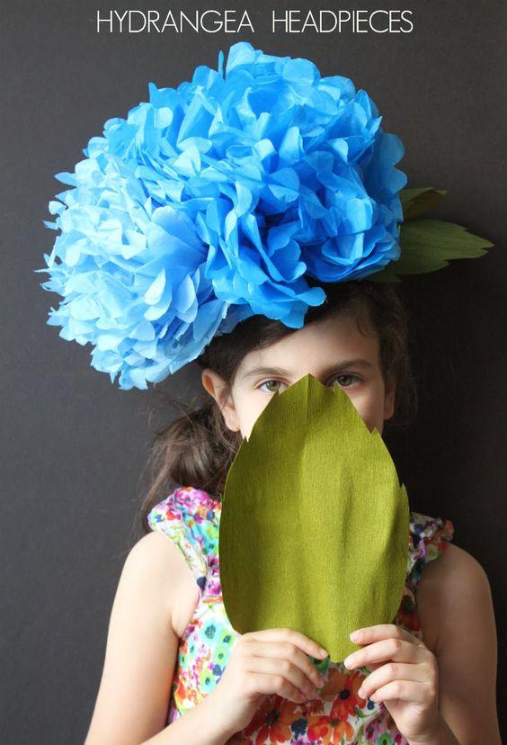 цветок гармошкой