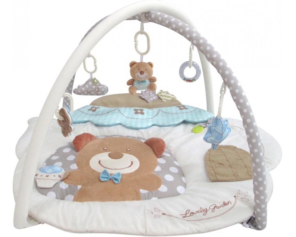 коврик с дуками для новорожденного