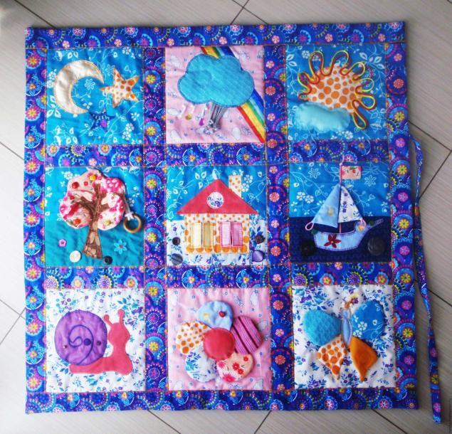 коврик для детей от года