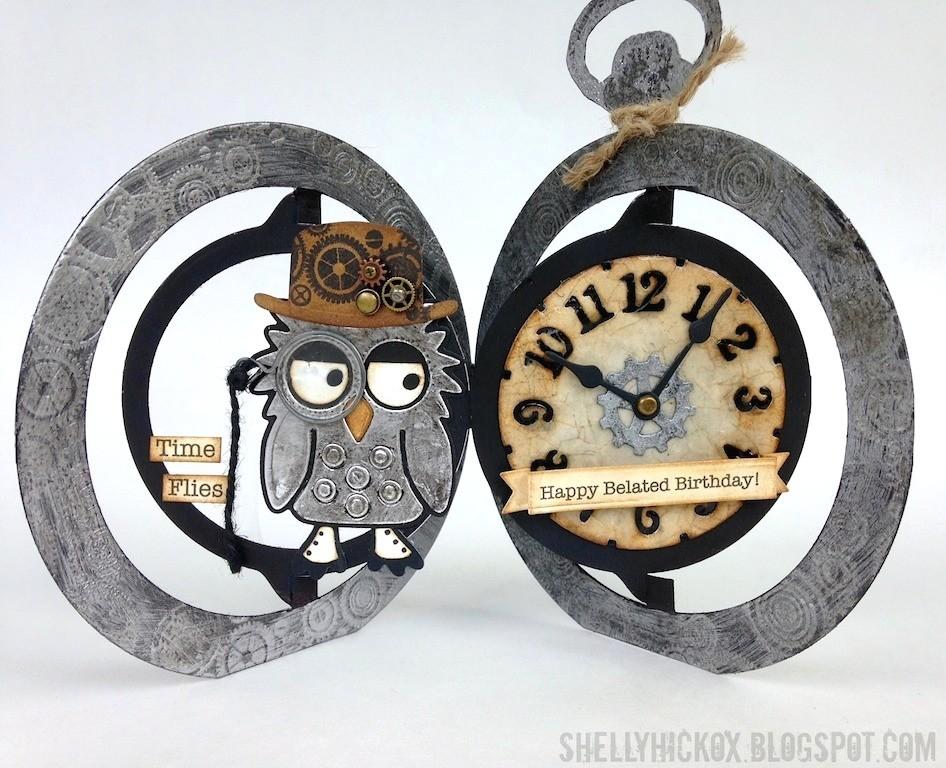 Часы для беспробудной совы