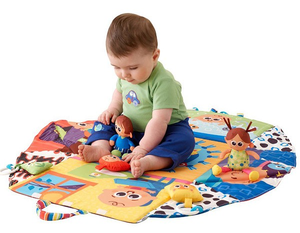 Развивающие коврики для детей от 0