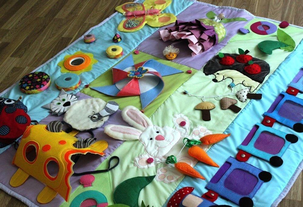 Материалы и фурнитура для ковриков