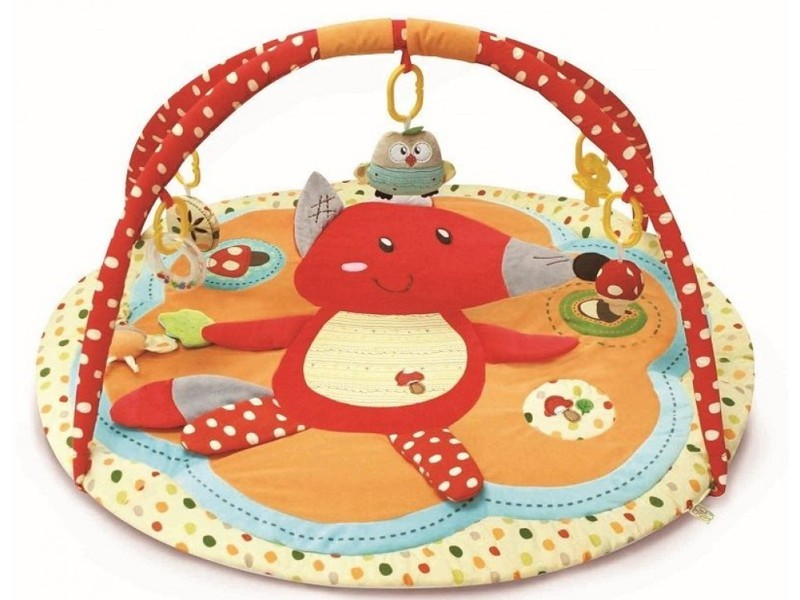 детские развивающие коврики для детей до года