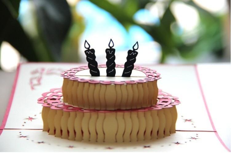 Торт из зеркальных сторон