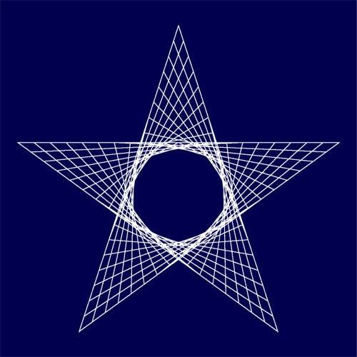 простая звезда