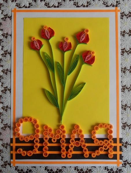 Тюльпаны тоже подойдут