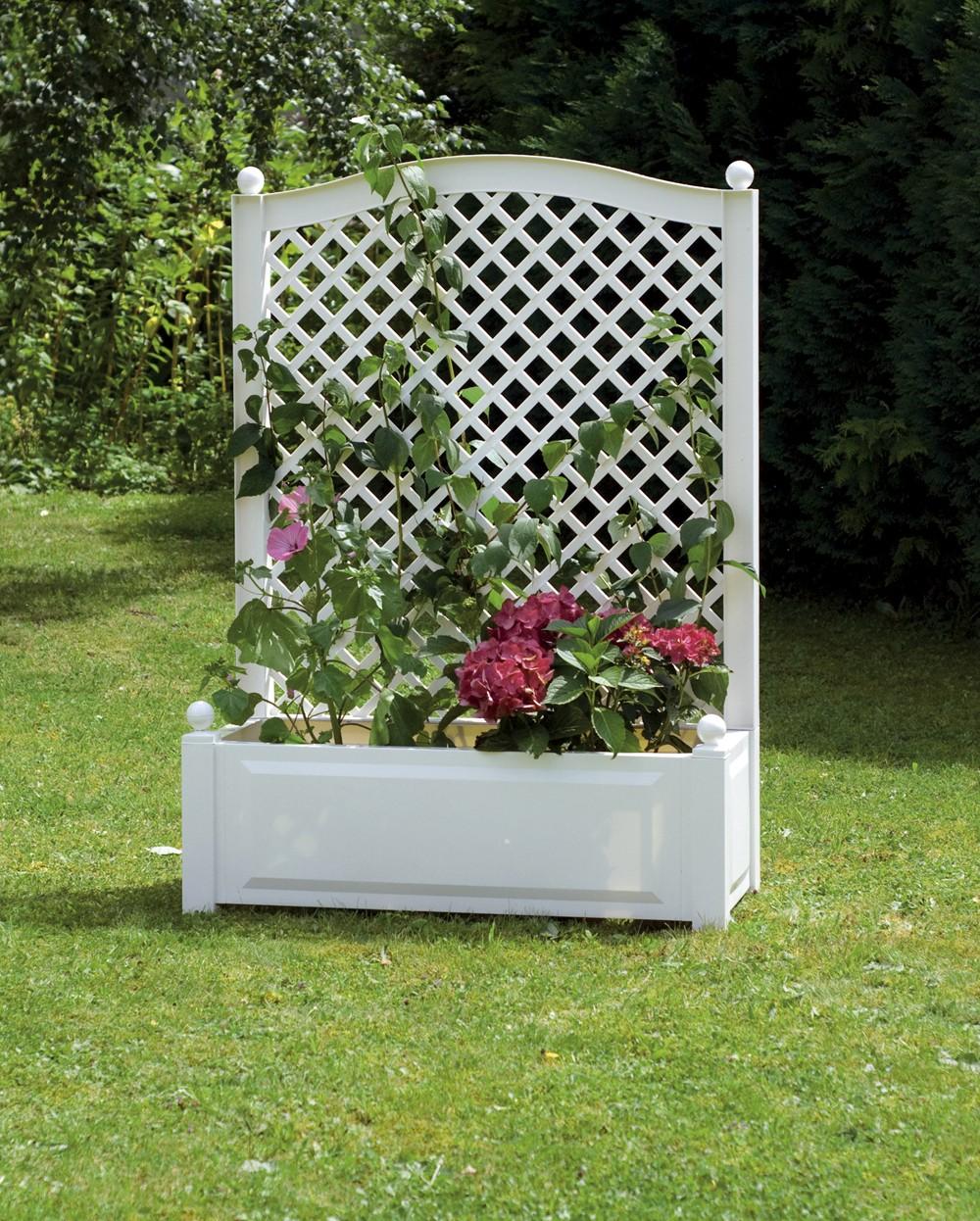 Элегантная этажерка-подставка для цветов