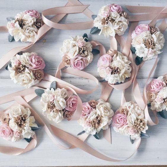 Повязка на руку для подружек невесты