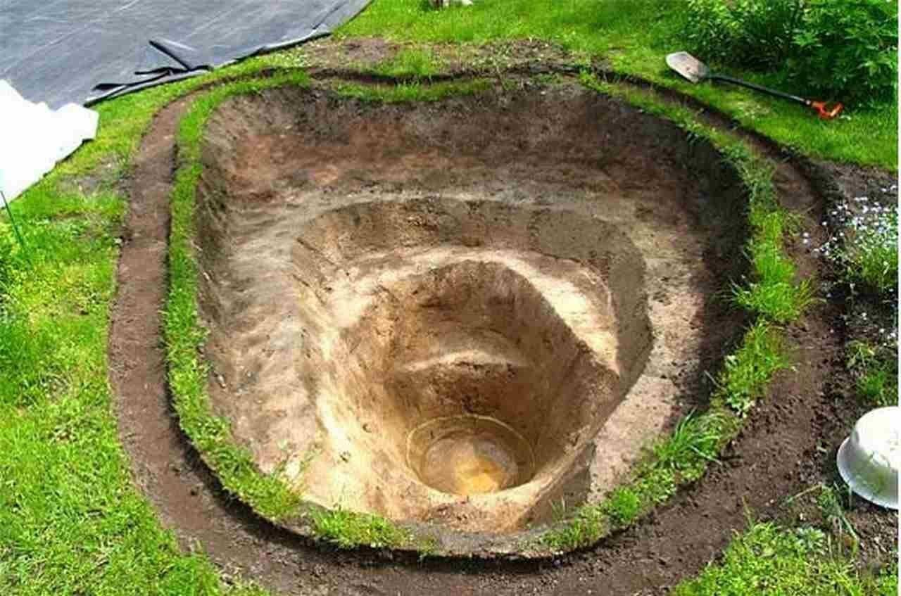 копаем яму