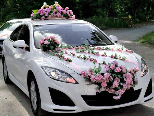 цветы для кортежа
