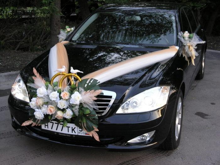 украшения для машины